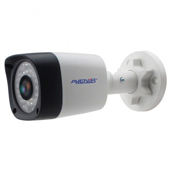 2 MP 3.6 mm Sabit Lens İç/Dış Mekan 4in1 Bullet Kamera